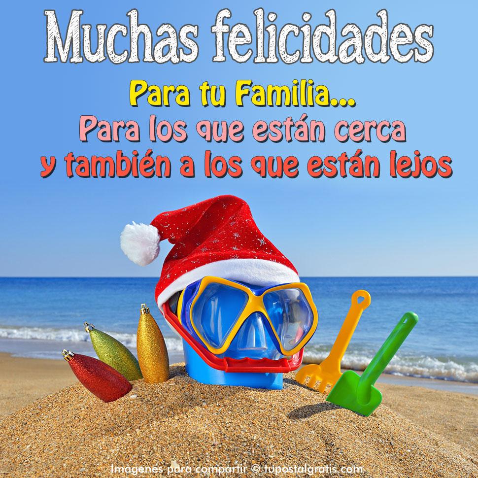 Imágenes con frases de Felices Fiestas. Muchas felicidades