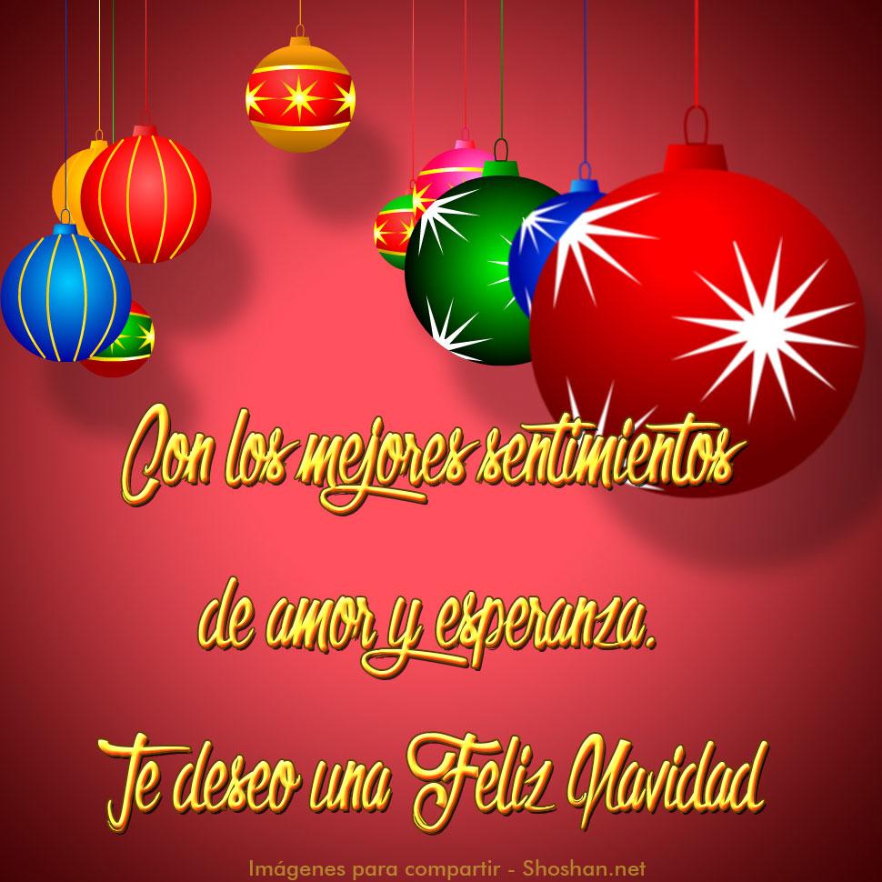 Te deseo una feliz navidad auto design tech - Saludos de navidad ...