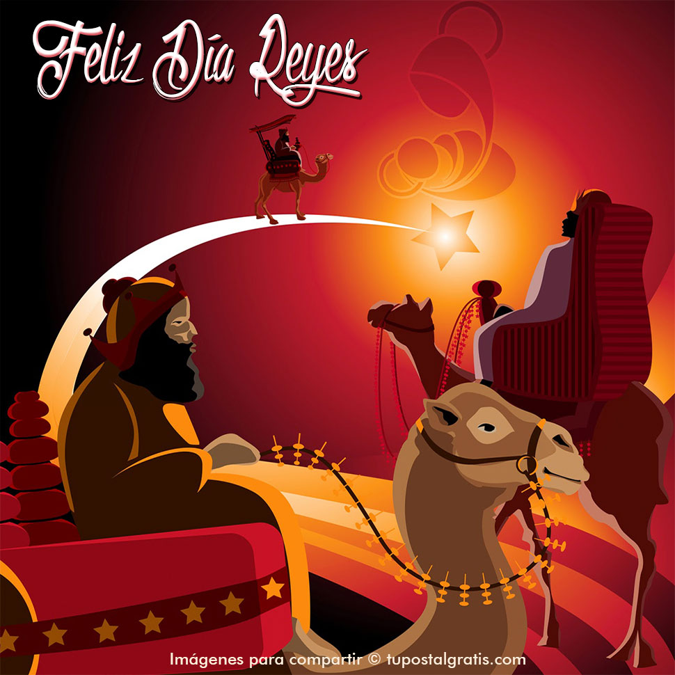 Dias De Reyes Magos Descargar imágenes para compartir en reyes. imágenes día de reyes para